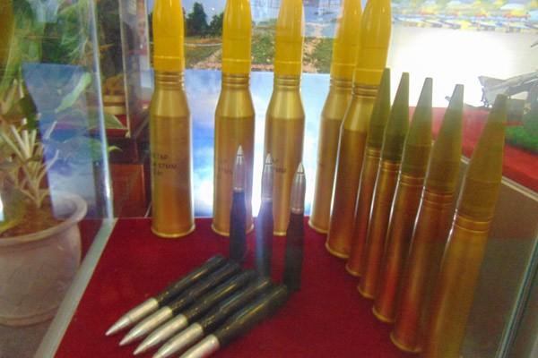 Việt Nam lần đầu phô diễn nhiều vũ khí, trang bị hiện đại sẵn sàng chiến đấu ảnh 8