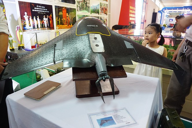 Việt Nam lần đầu phô diễn nhiều vũ khí, trang bị hiện đại sẵn sàng chiến đấu ảnh 36