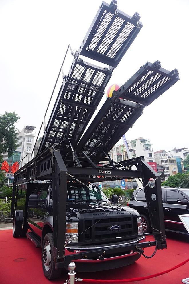 Việt Nam lần đầu phô diễn nhiều vũ khí, trang bị hiện đại sẵn sàng chiến đấu ảnh 31