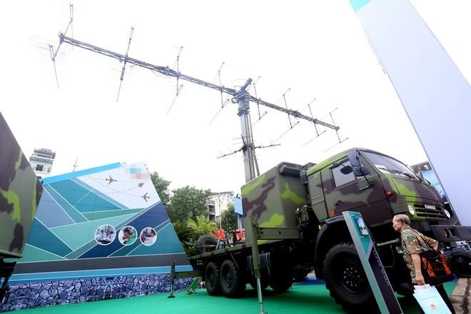 Việt Nam lần đầu phô diễn nhiều vũ khí, trang bị hiện đại sẵn sàng chiến đấu ảnh 37
