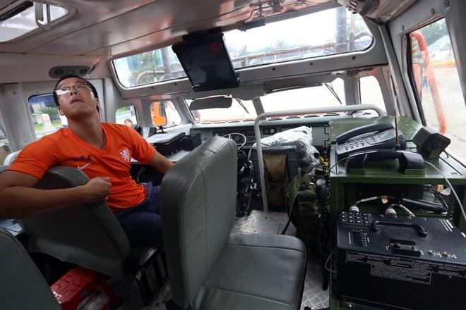 Việt Nam lần đầu phô diễn nhiều vũ khí, trang bị hiện đại sẵn sàng chiến đấu ảnh 33