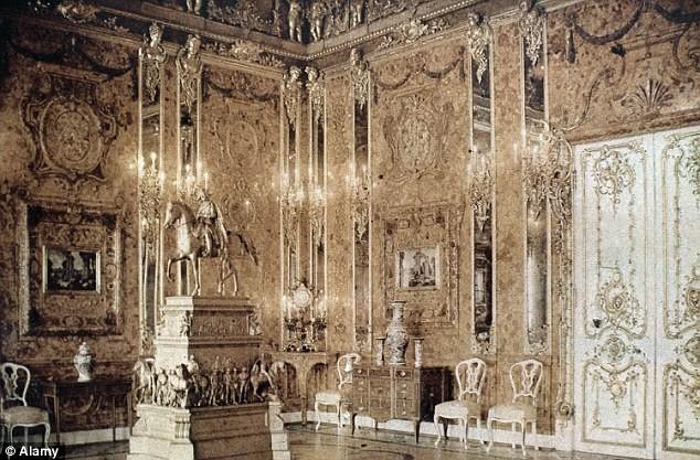 Phát hiện kho báu trị giá 250 triệu euro của Sa hoàng Peter Đại đế? ảnh 1
