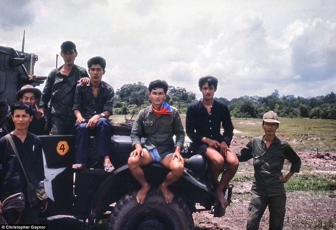 Ảnh độc chưa từng công bố về lính Mỹ trong chiến tranh Việt Nam ảnh 11