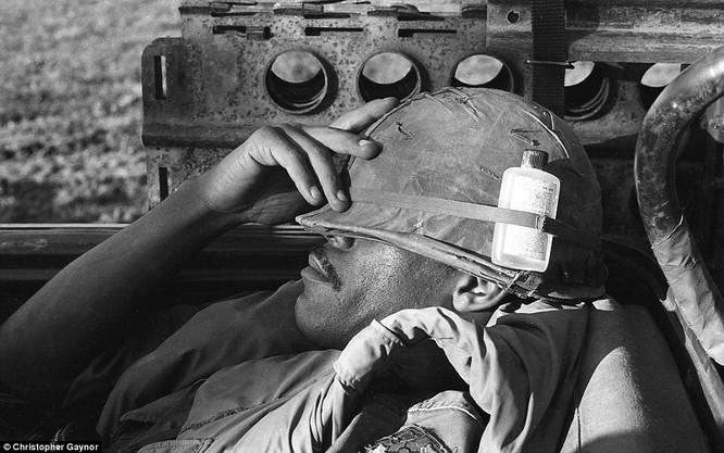 Ảnh độc chưa từng công bố về lính Mỹ trong chiến tranh Việt Nam ảnh 12