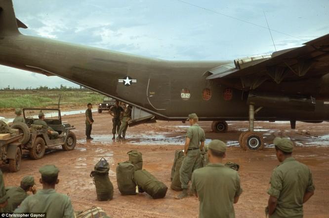 Ảnh độc chưa từng công bố về lính Mỹ trong chiến tranh Việt Nam ảnh 13
