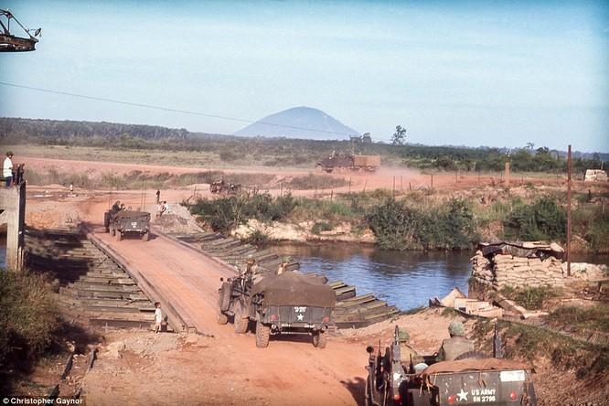 Ảnh độc chưa từng công bố về lính Mỹ trong chiến tranh Việt Nam ảnh 14