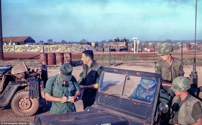 Ảnh độc chưa từng công bố về lính Mỹ trong chiến tranh Việt Nam ảnh 15