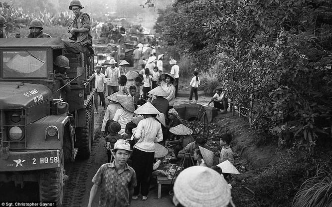 Ảnh độc chưa từng công bố về lính Mỹ trong chiến tranh Việt Nam ảnh 16