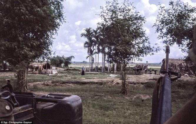 Ảnh độc chưa từng công bố về lính Mỹ trong chiến tranh Việt Nam ảnh 17