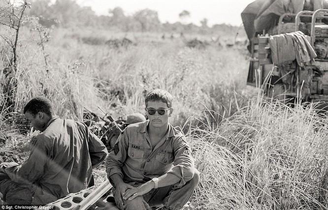 Ảnh độc chưa từng công bố về lính Mỹ trong chiến tranh Việt Nam ảnh 18