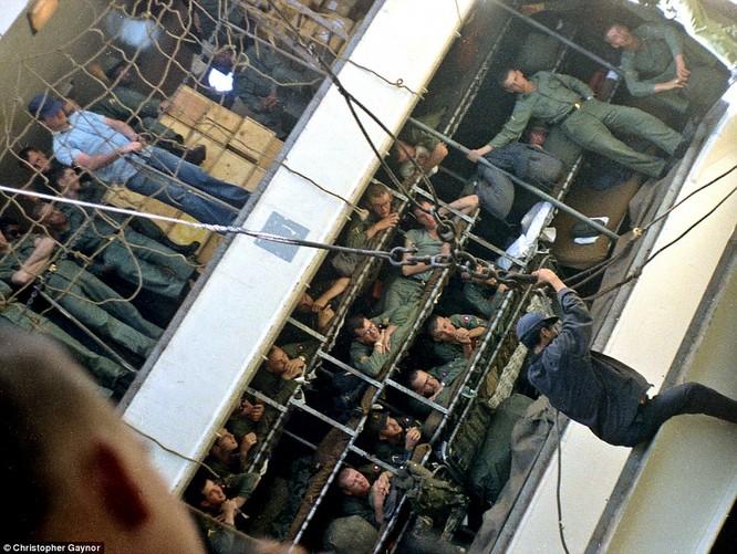 Ảnh độc chưa từng công bố về lính Mỹ trong chiến tranh Việt Nam ảnh 20