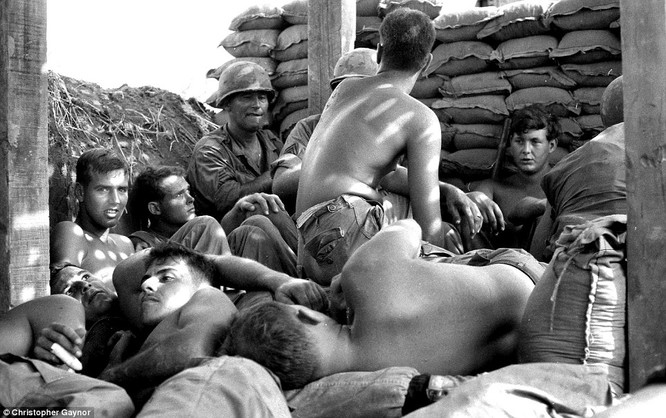 Ảnh độc chưa từng công bố về lính Mỹ trong chiến tranh Việt Nam ảnh 2