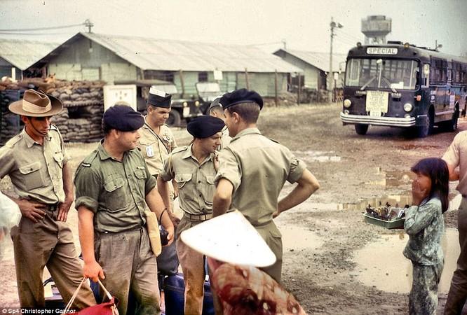 Ảnh độc chưa từng công bố về lính Mỹ trong chiến tranh Việt Nam ảnh 21