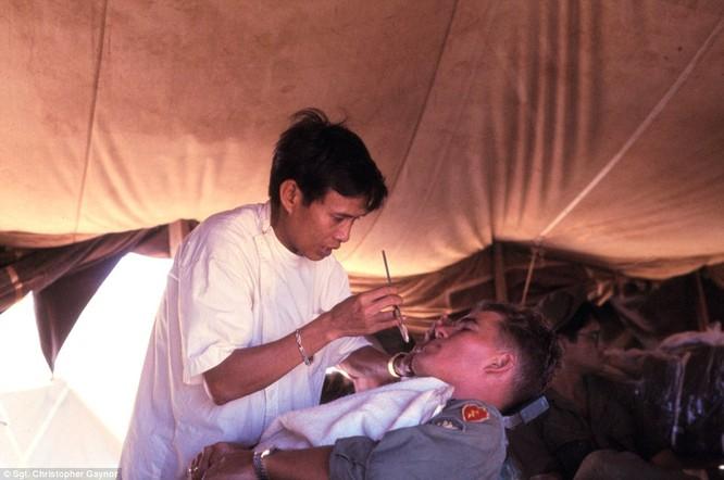 Ảnh độc chưa từng công bố về lính Mỹ trong chiến tranh Việt Nam ảnh 22