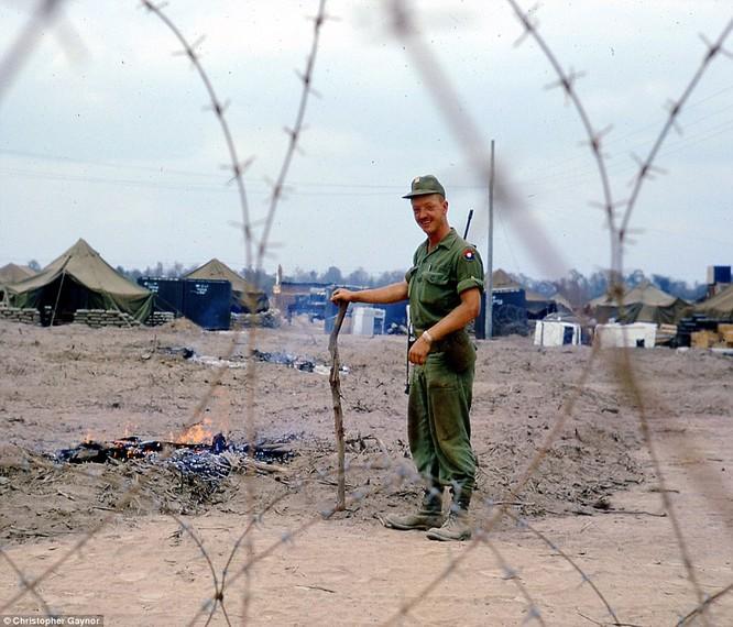 Ảnh độc chưa từng công bố về lính Mỹ trong chiến tranh Việt Nam ảnh 24
