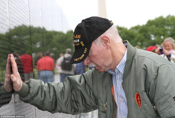 Ảnh độc chưa từng công bố về lính Mỹ trong chiến tranh Việt Nam ảnh 26