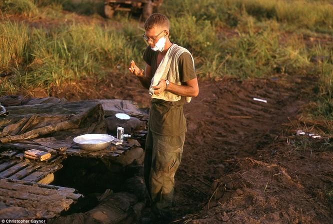 Ảnh độc chưa từng công bố về lính Mỹ trong chiến tranh Việt Nam ảnh 3
