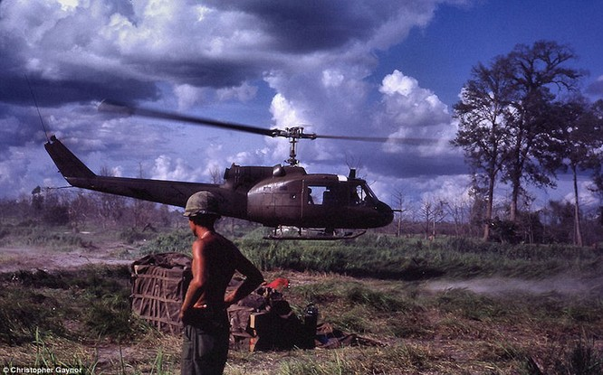 Ảnh độc chưa từng công bố về lính Mỹ trong chiến tranh Việt Nam ảnh 5