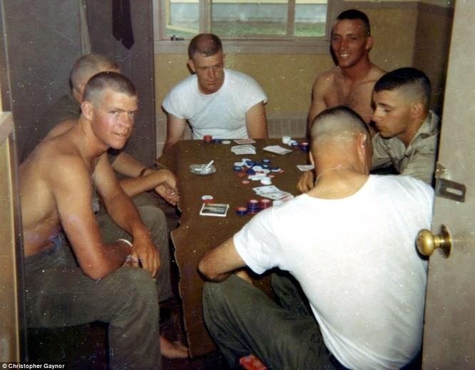 Ảnh độc chưa từng công bố về lính Mỹ trong chiến tranh Việt Nam ảnh 6