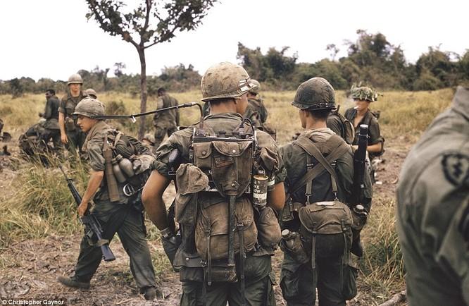 Ảnh độc chưa từng công bố về lính Mỹ trong chiến tranh Việt Nam ảnh 7