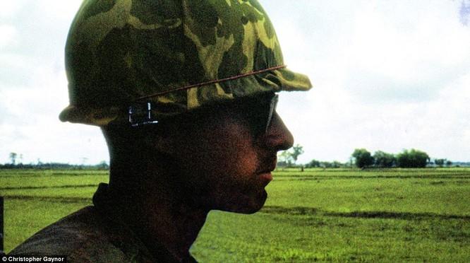 Ảnh độc chưa từng công bố về lính Mỹ trong chiến tranh Việt Nam ảnh 8