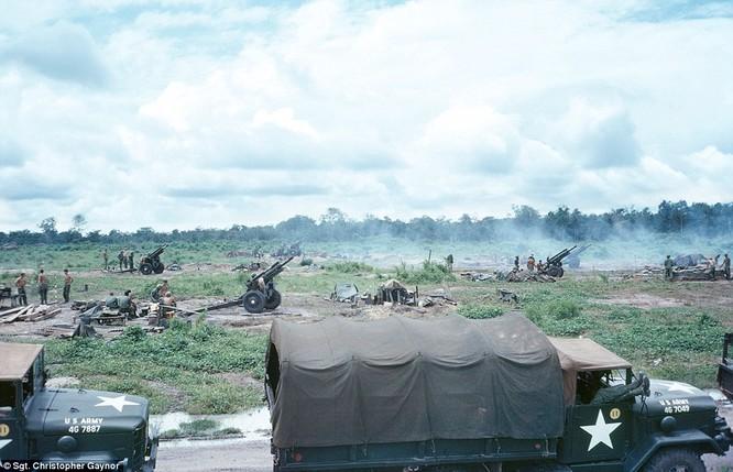 Ảnh độc chưa từng công bố về lính Mỹ trong chiến tranh Việt Nam ảnh 9