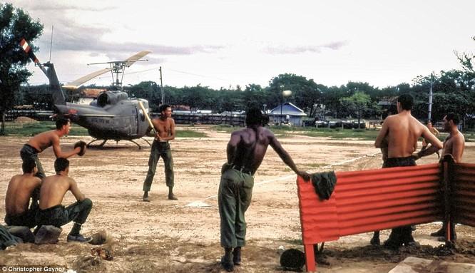 Ảnh độc chưa từng công bố về lính Mỹ trong chiến tranh Việt Nam ảnh 1
