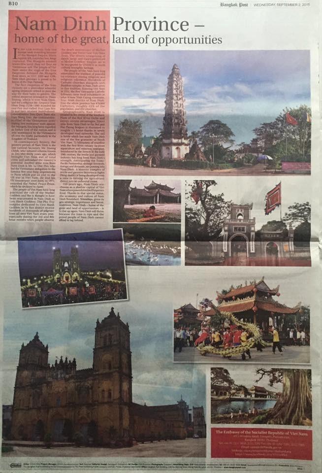 Lễ diễu binh hoành tráng mừng Quốc khánh Việt Nam trên báo chí quốc tế ảnh 11