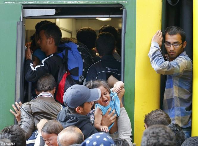 Kinh hoàng làn sóng dân chạy loạn tìm cách tràn vào châu Âu ảnh 19
