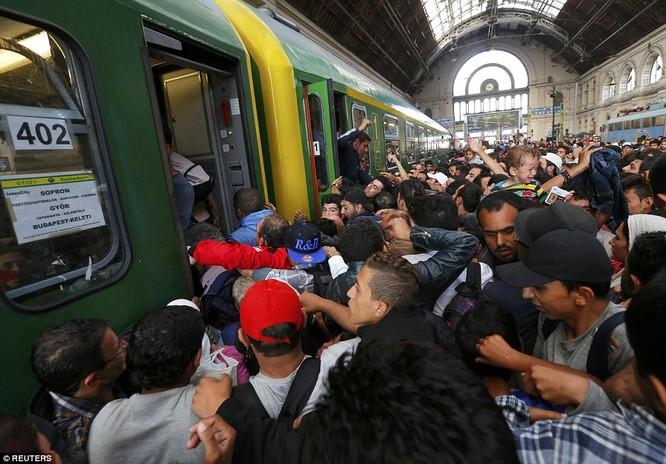 Kinh hoàng làn sóng dân chạy loạn tìm cách tràn vào châu Âu ảnh 20
