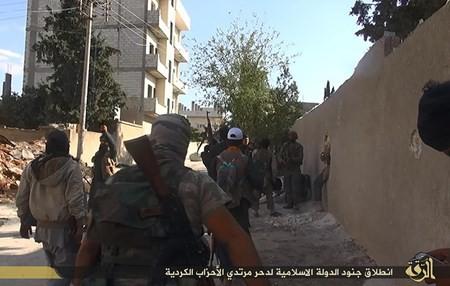 Rùng rợn cuộc sống bên trong lãnh thổ nhóm khủng bố Nhà nước Hồi giáo ảnh 3