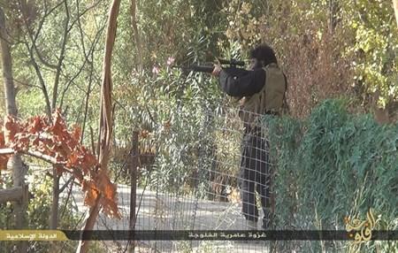 Rùng rợn cuộc sống bên trong lãnh thổ nhóm khủng bố Nhà nước Hồi giáo ảnh 5