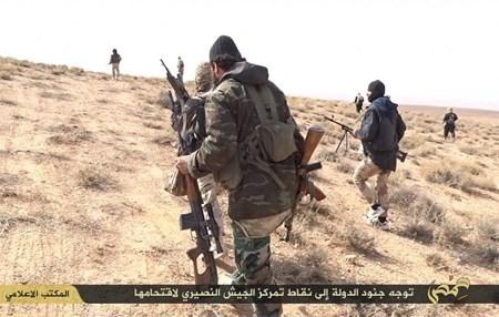 Rùng rợn cuộc sống bên trong lãnh thổ nhóm khủng bố Nhà nước Hồi giáo ảnh 6