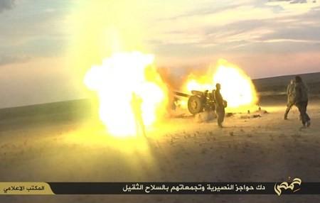 Rùng rợn cuộc sống bên trong lãnh thổ nhóm khủng bố Nhà nước Hồi giáo ảnh 10