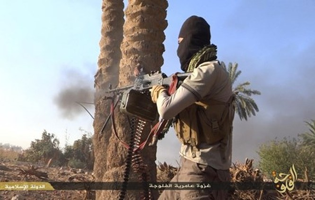 Rùng rợn cuộc sống bên trong lãnh thổ nhóm khủng bố Nhà nước Hồi giáo ảnh 12