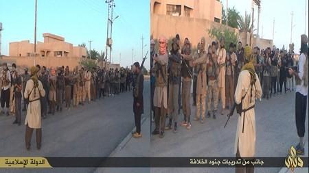 Rùng rợn cuộc sống bên trong lãnh thổ nhóm khủng bố Nhà nước Hồi giáo ảnh 31