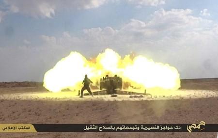 Rùng rợn cuộc sống bên trong lãnh thổ nhóm khủng bố Nhà nước Hồi giáo ảnh 15