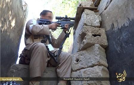 Rùng rợn cuộc sống bên trong lãnh thổ nhóm khủng bố Nhà nước Hồi giáo ảnh 16