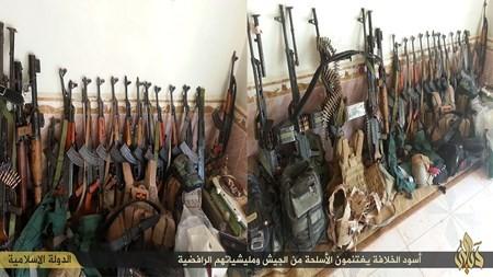 Rùng rợn cuộc sống bên trong lãnh thổ nhóm khủng bố Nhà nước Hồi giáo ảnh 26