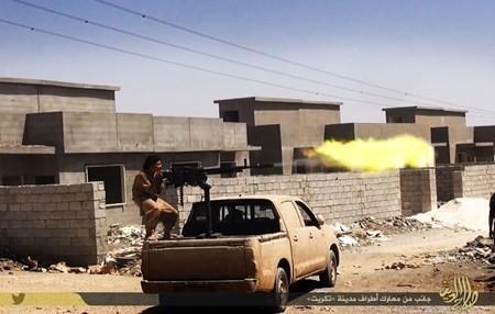 Rùng rợn cuộc sống bên trong lãnh thổ nhóm khủng bố Nhà nước Hồi giáo ảnh 18