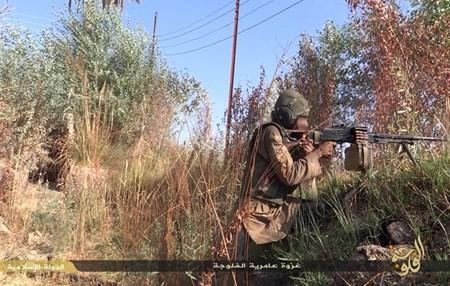 Rùng rợn cuộc sống bên trong lãnh thổ nhóm khủng bố Nhà nước Hồi giáo ảnh 20