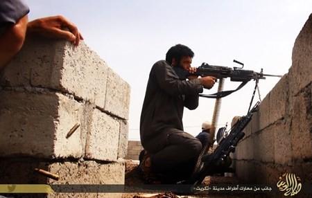 Rùng rợn cuộc sống bên trong lãnh thổ nhóm khủng bố Nhà nước Hồi giáo ảnh 21