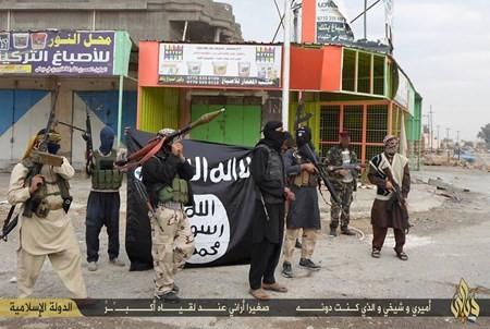 Rùng rợn cuộc sống bên trong lãnh thổ nhóm khủng bố Nhà nước Hồi giáo ảnh 37
