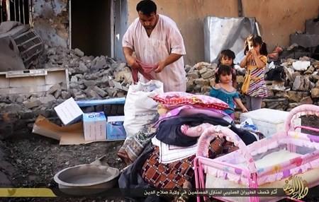 Rùng rợn cuộc sống bên trong lãnh thổ nhóm khủng bố Nhà nước Hồi giáo ảnh 39