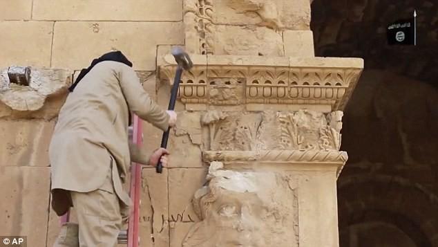 IS tàn phá di sản thế giới tại Mosul, Iraq được UNESCO công nhận