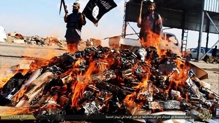 Rùng rợn cuộc sống bên trong lãnh thổ nhóm khủng bố Nhà nước Hồi giáo ảnh 71