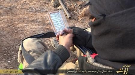 Rùng rợn cuộc sống bên trong lãnh thổ nhóm khủng bố Nhà nước Hồi giáo ảnh 52