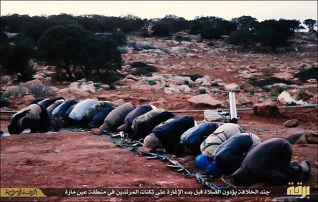 Rùng rợn cuộc sống bên trong lãnh thổ nhóm khủng bố Nhà nước Hồi giáo ảnh 50