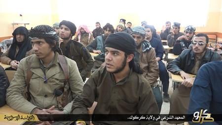 Rùng rợn cuộc sống bên trong lãnh thổ nhóm khủng bố Nhà nước Hồi giáo ảnh 54