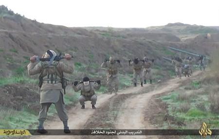 Rùng rợn cuộc sống bên trong lãnh thổ nhóm khủng bố Nhà nước Hồi giáo ảnh 60